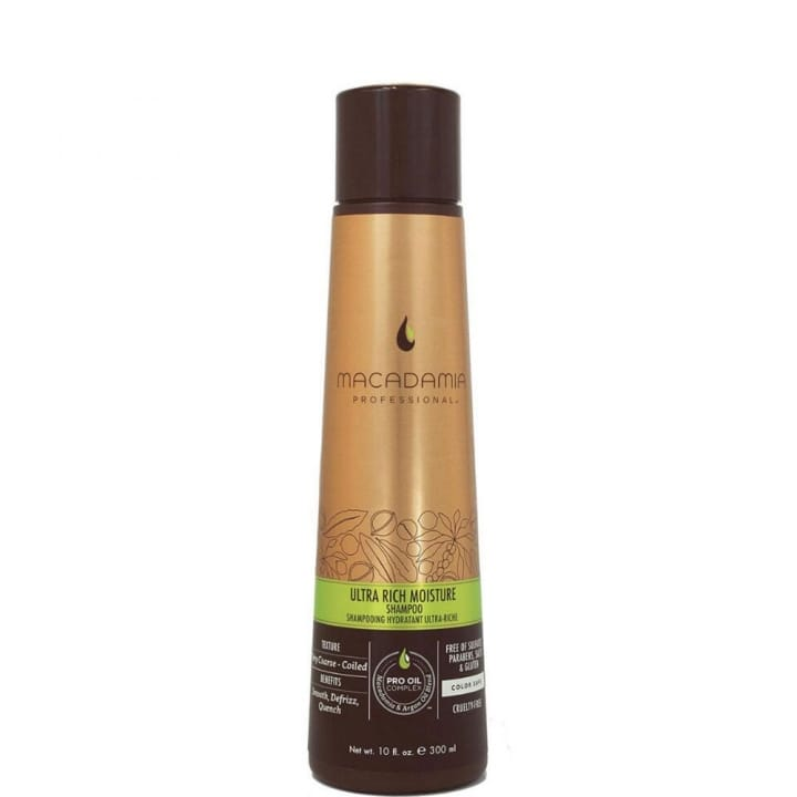 Ultra Rich Moisture Shampooing Hydratant Ultra-Riche - Macadamia - Incenza
