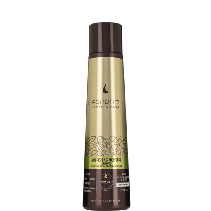 Nourishing Moisture Shampooing Hydratant Nourrissant - Macadamia - Incenza