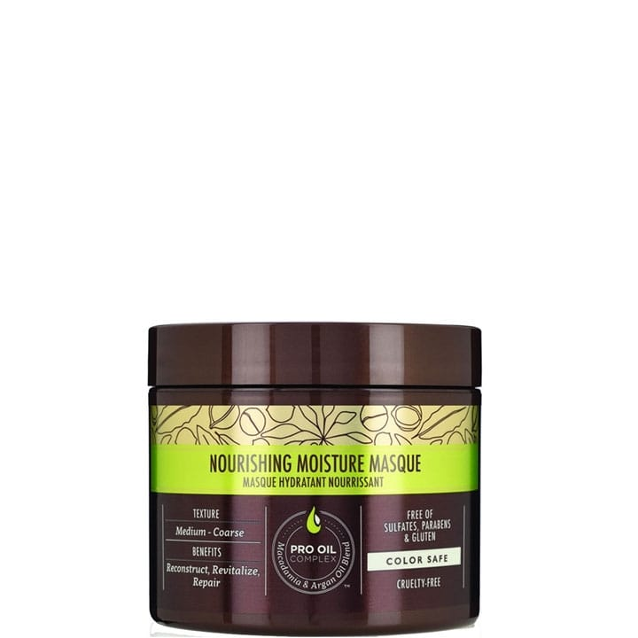 Nourishing Moisture Masque Hydratant Nourrissant - Macadamia - Incenza