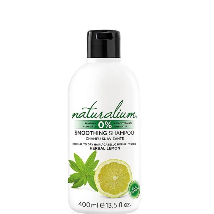 Citron et Herbes Shampooing Adoucissant - Naturalium - Incenza