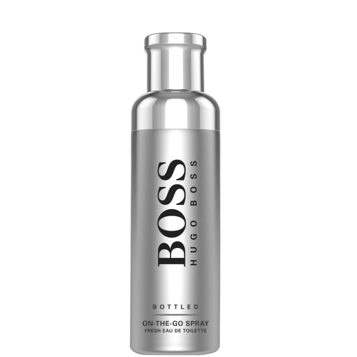 Boss Bottled Spray On-the-Go Eau de Toilette Fraîche - Hugo Boss - Incenza