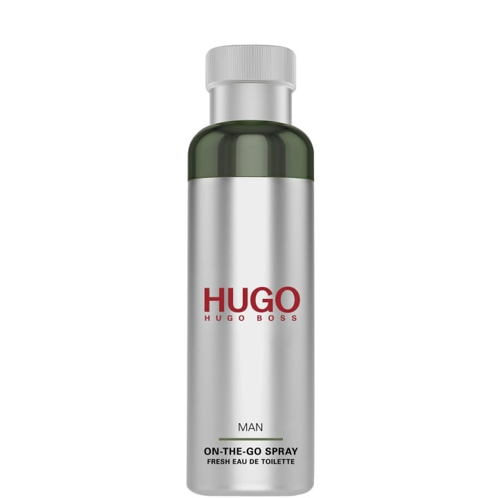 HUGO MAN Spray On-the-Go Eau de Toilette Fraîche - Hugo Boss - Incenza
