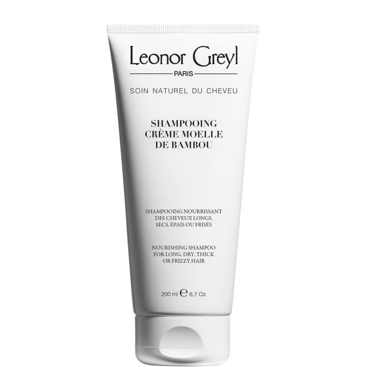 Shampooing Crème Moelle de Bambou Shampooing Nourrissant des Cheveux Longs et Secs - Leonor Greyl - Incenza