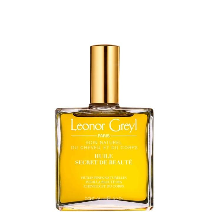 Huile Secret de Beauté Huile Fine Naturelle Pour la Beauté du Cheveu et du Corps - Leonor Greyl - Incenza