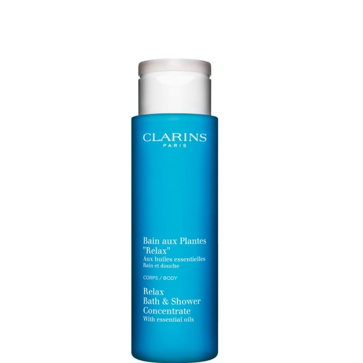 "Bain aux Plantes ""Relax"" - CLARINS - Incenza"