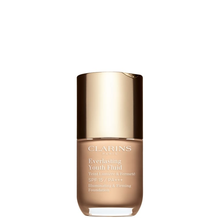 Everlasting Youth Fluid Teint Lumière & Fermeté 105 Nude - CLARINS - Incenza