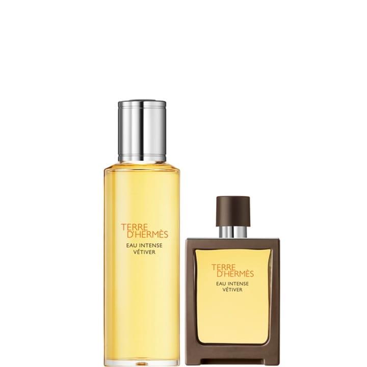 Terre d'Hermès  Eau Intense Vétiver Eau de Parfum - Vaporisateur 30 ml + Recharge 125 ml - HERMÈS - Incenza