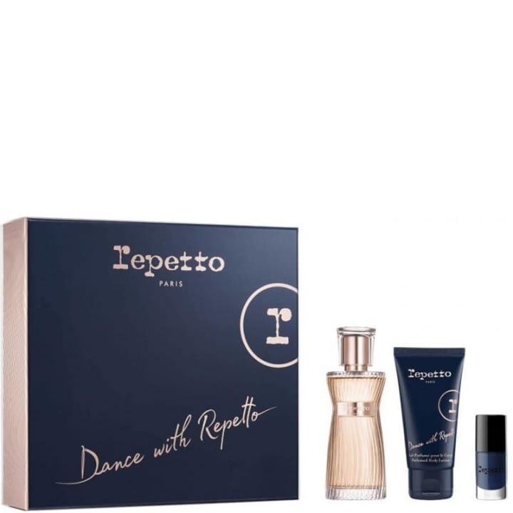 Dance With Repetto Coffret Eau de Parfum - Repetto Paris - Incenza