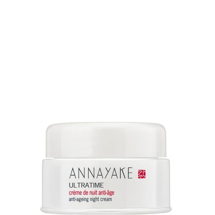 Ultratime Crème de Nuit Anti-âge - Annayaké - Incenza