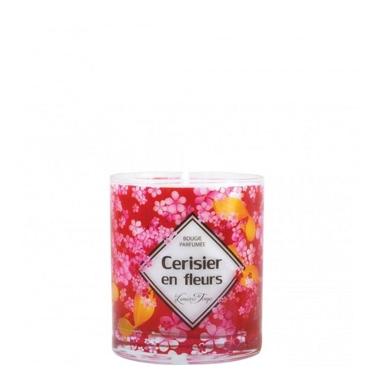 Cerisier en fleurs Bougie Parfumée - Les Lumières du Temps - Incenza