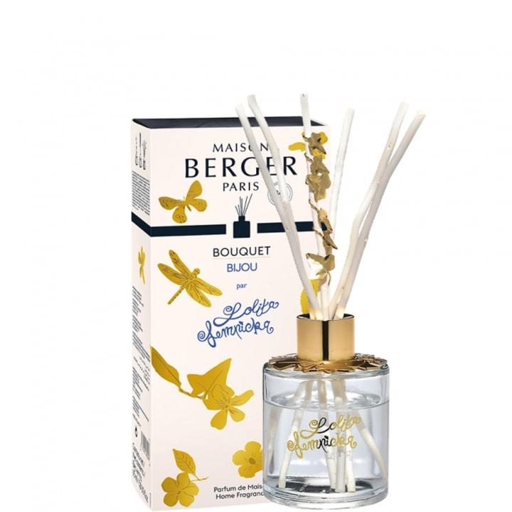 Lolita Lempicka Bouquet Bijou Transparent Bouquet Parfumé - Maison Berger Paris - Incenza
