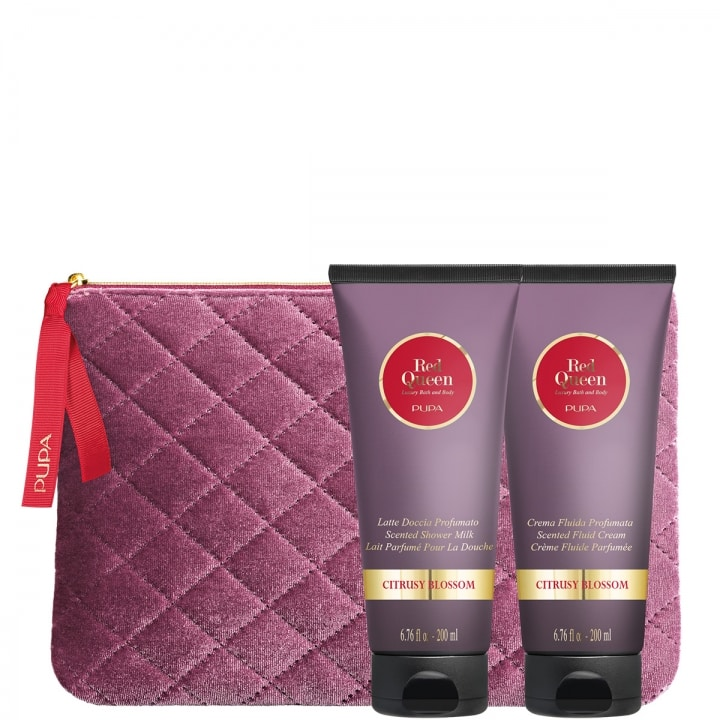 Red Queen 1 Coffret Soin - Pupa - Incenza