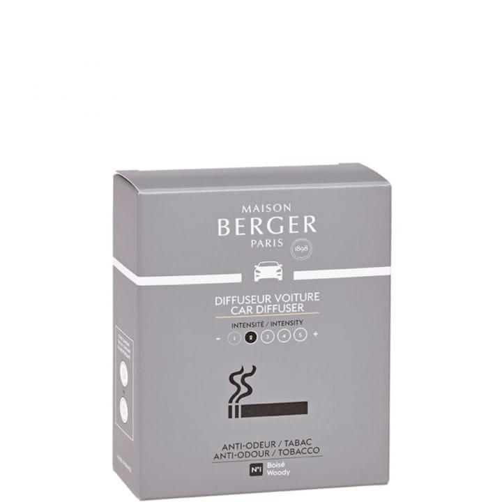 Diffuseur voiture Anti-Odeur de Tabac Recharge diffuseur - Maison Berger Paris - Incenza