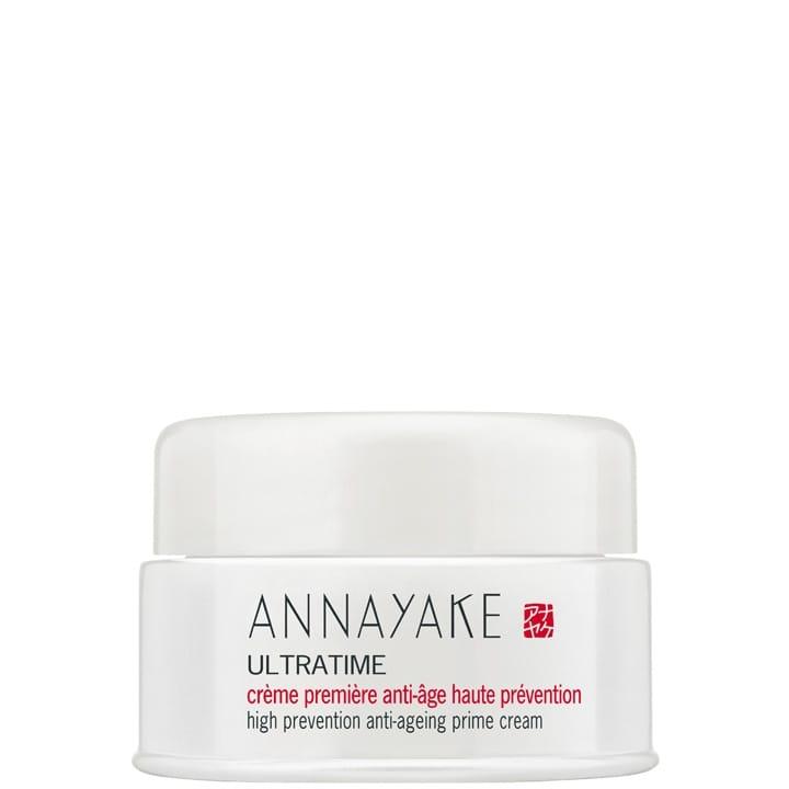 Ultratime Crème Première Anti-âge Haute Prévention - Annayaké - Incenza