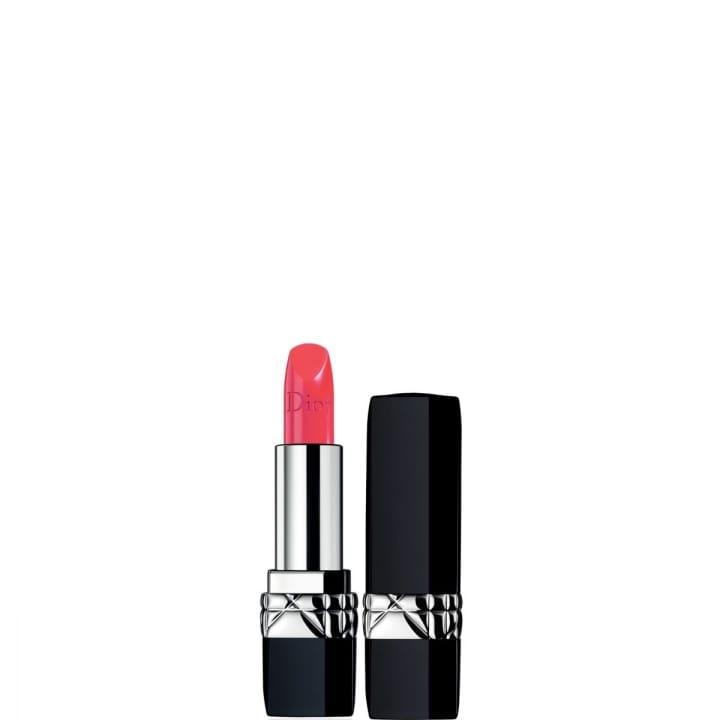 028 Rouge Dior Couleur Couture - Fini Satiné - DIOR - Incenza