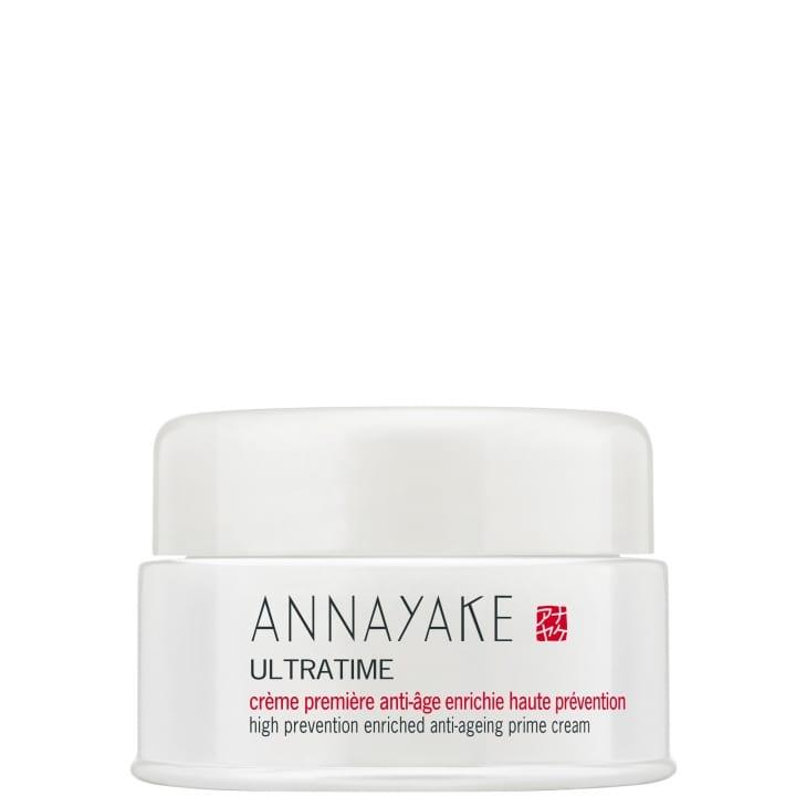 Ultratime Crème Première Anti-âge Enrichie Haute Prévention - Annayaké - Incenza