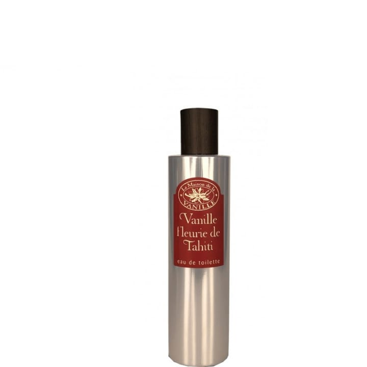 Vanille Fleurie de Thaiti Eau de Toilette - La Maison de la Vanille - Incenza
