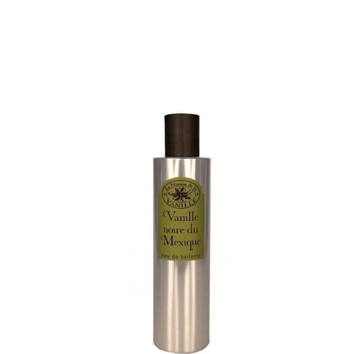 Vanille Noire du Mexique Eau de Toilette - La Maison de la Vanille - Incenza