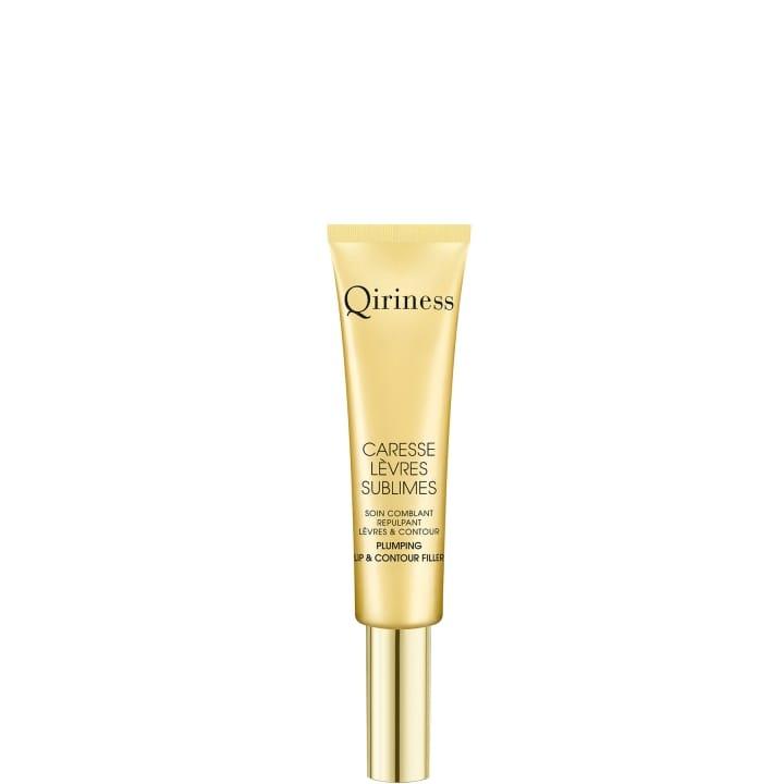 Les Essentiels Caresse Lèvres Sublimes - Soin Comblant Repulpant - Lèvres & Contour - Qiriness - Incenza
