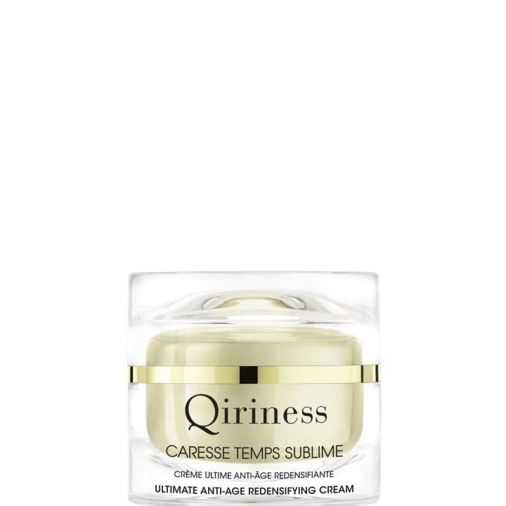 Les Essentiels Caresse Temps Sublime - Crème Ultime Anti-Âge Redensifiante - Qiriness - Incenza