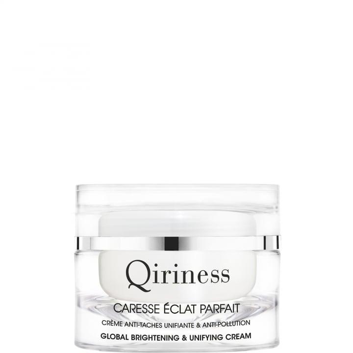 Les Essentiels Caresse Éclat Parfait - Crème Anti-Taches Unifiante & Anti-Pollution - Qiriness - Incenza