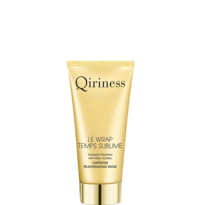 Les Rituels Le Wrap Temps Sublime - Masque Premium Anti-Âge Global - Qiriness - Incenza