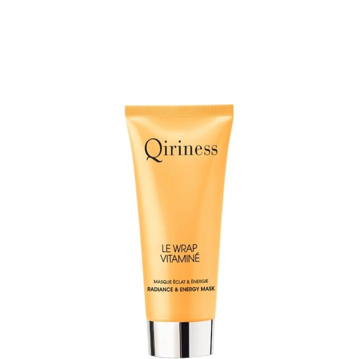 Les Rituels Le Wrap Vitaminé - Masque Éclat & Énergie - Qiriness - Incenza
