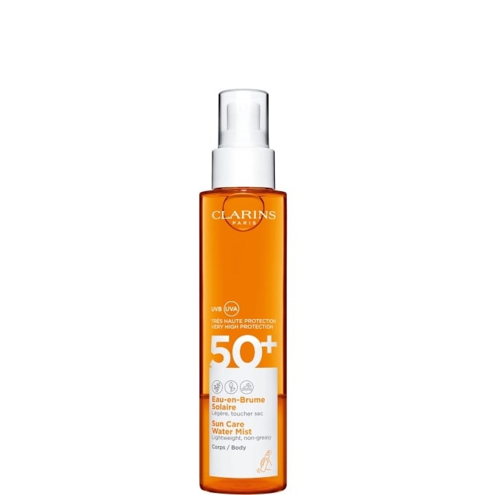 EAU-EN-BRUME SOLAIRE SPF50+ Soin Solaire - CLARINS - Incenza