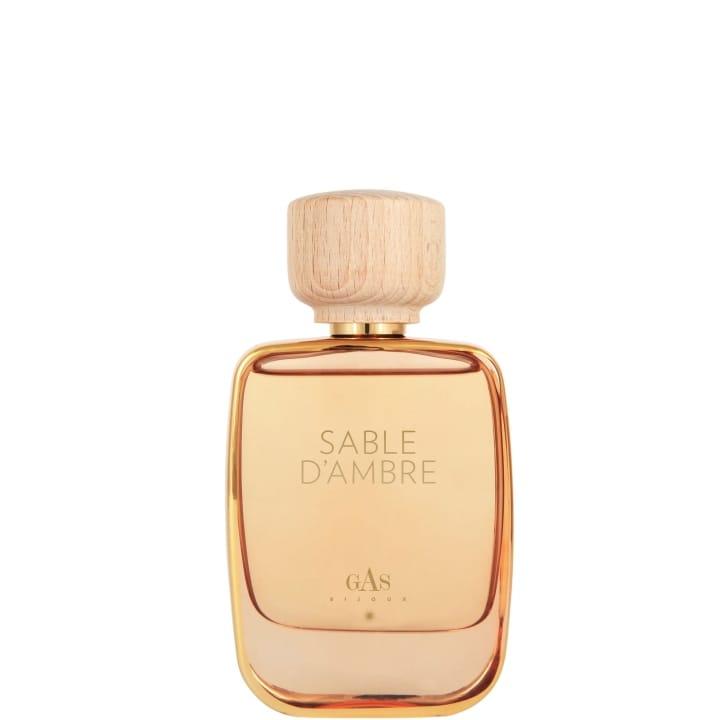 Sable d'Ambre Eau de Parfum - Gas Bijoux - Incenza