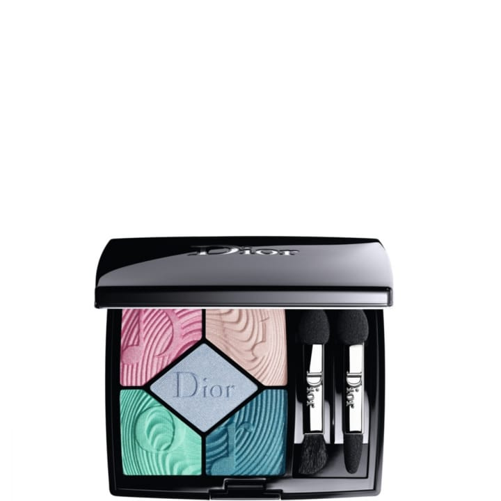5 Couleurs Collection Glow Vibes Palette Regard Couture DIOR - DIOR - Incenza