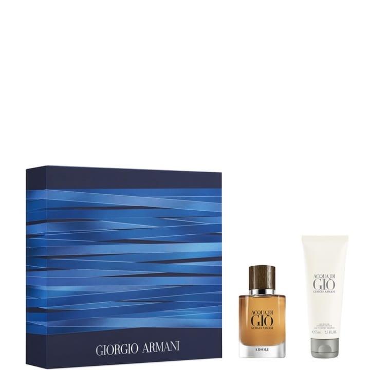 Acqua di Giò Pour Homme Absolu Coffret Eau de Parfum - GIORGIO ARMANI - Incenza