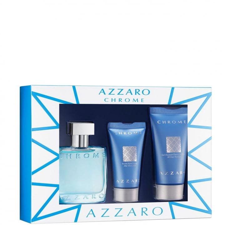 Azzaro Chrome Coffret Eau de Toilette - Azzaro - Incenza