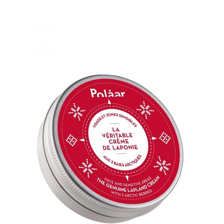 La Véritable Crème de Laponie Crème Visage et Zones Sensibles aux 3 Baies Arctiques - Polaar - Incenza