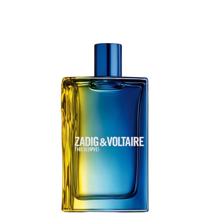 This Is Love! Pour Lui Eau de Toilette - Zadig & Voltaire - Incenza