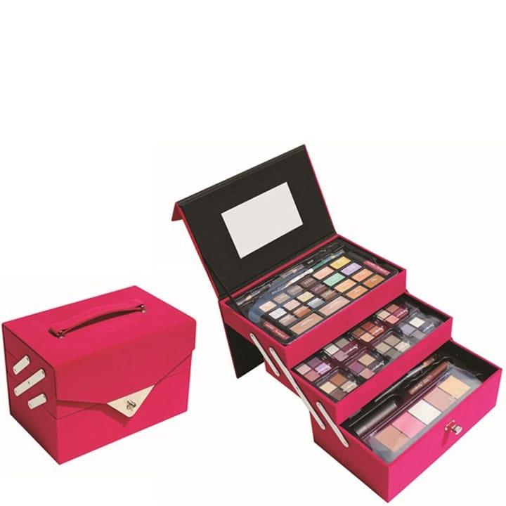 Parisax Coffret maquillage valise - Parisax - Incenza