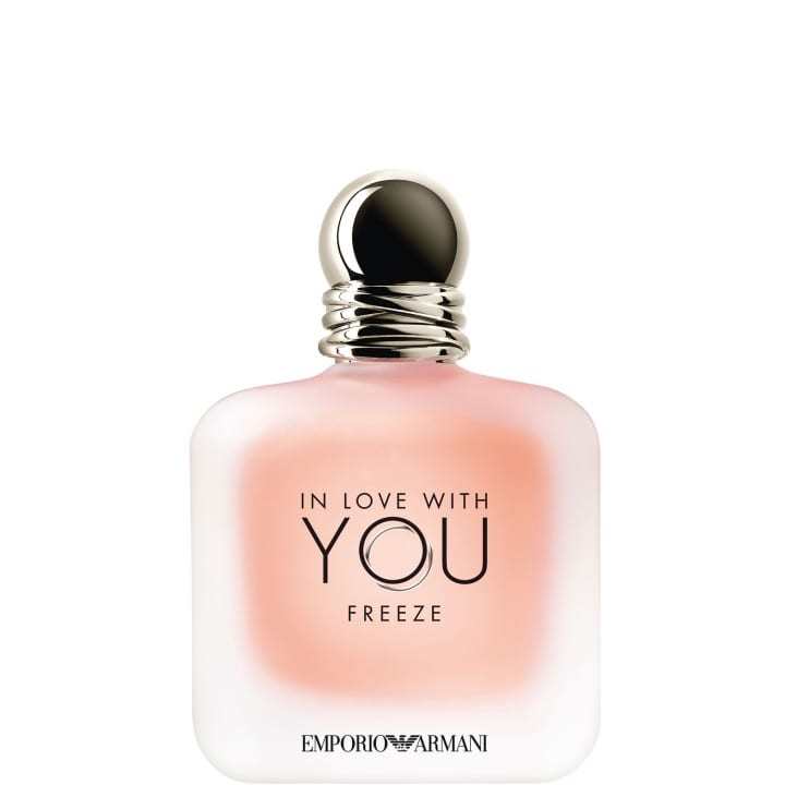 Emporio Armani In Love With You Freeze Eau de Parfum - GIORGIO ARMANI - Incenza