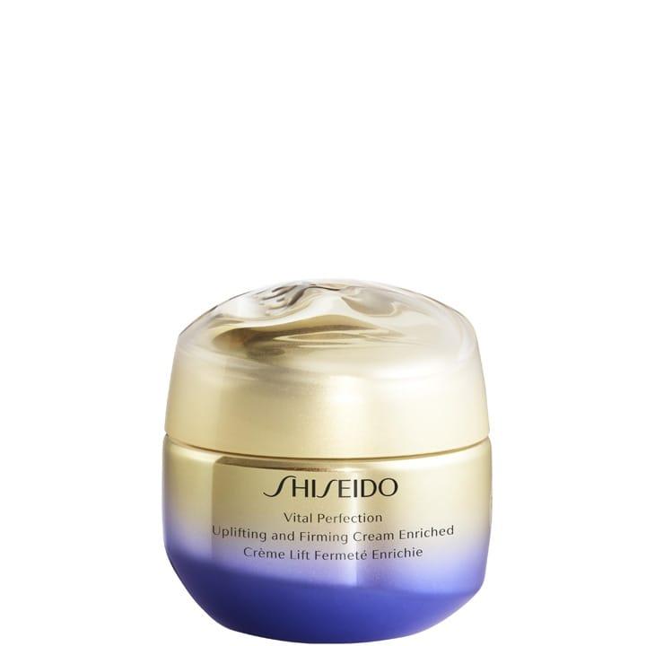VITAL PERFECTION Crème Lift Fermeté Enrichie - SHISEIDO - Incenza