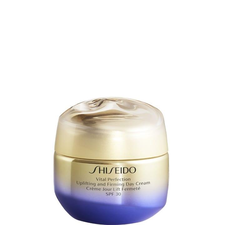 VITAL PERFECTION Crème Jour Lift Fermeté SPF 30 - SHISEIDO - Incenza