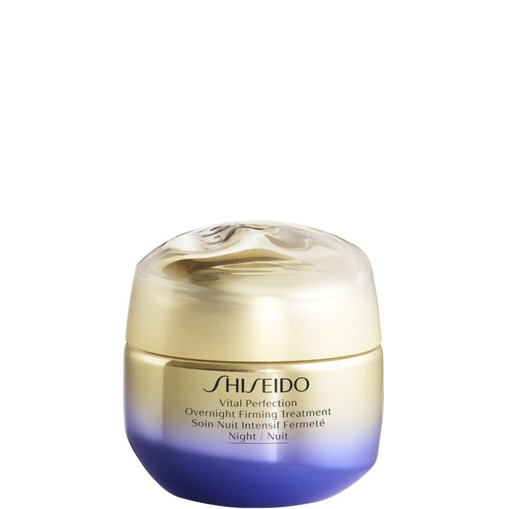 VITAL PERFECTION Soin Nuit Intensif Fermeté - SHISEIDO - Incenza
