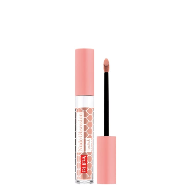 Nude Obsession Lipstick  Rouge à Lèvres Liquide Nude Look - Pupa - Incenza