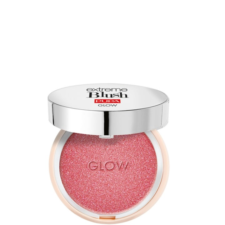 Extreme Blush Glow Fard à Joues Compact Effet Lumineux - Pupa - Incenza