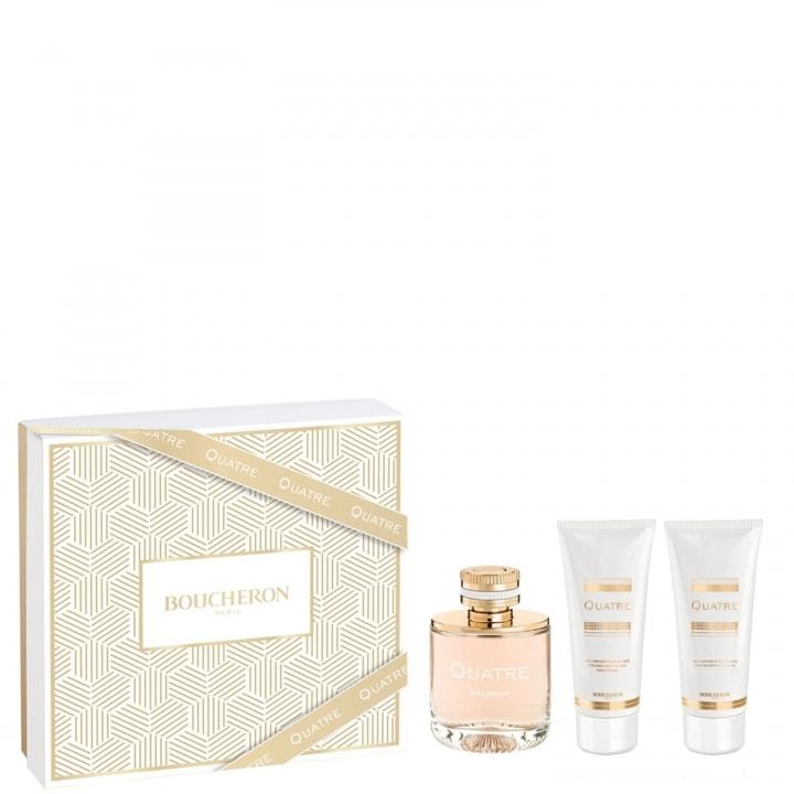 Quatre Coffret Eau de Parfum - Boucheron - Incenza