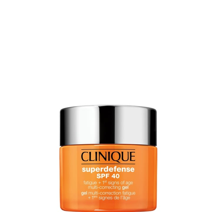 Superdefense SPF 40 Soin Multi-correction Fatigue + 1ers Signes de l'Âge - Tous types de peaux  - CLINIQUE - Incenza