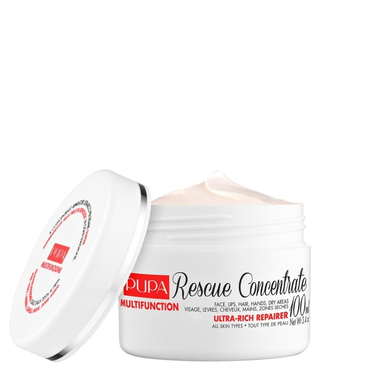 Crème Réparatrice Ultra-Riche Visage, lèvres, cheveux, mains, zones très sèches - Pupa - Incenza