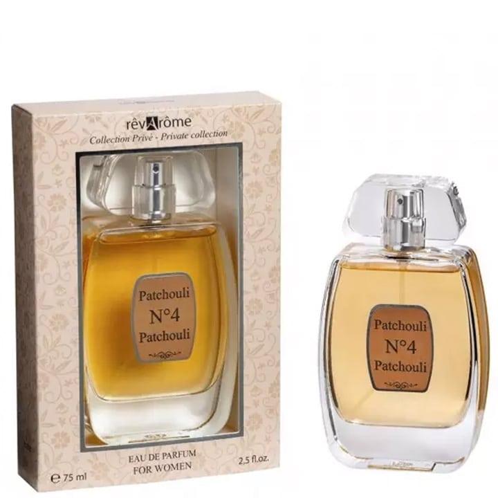 N°4 Patchouli Eau de Parfum - UrbanLine - Incenza