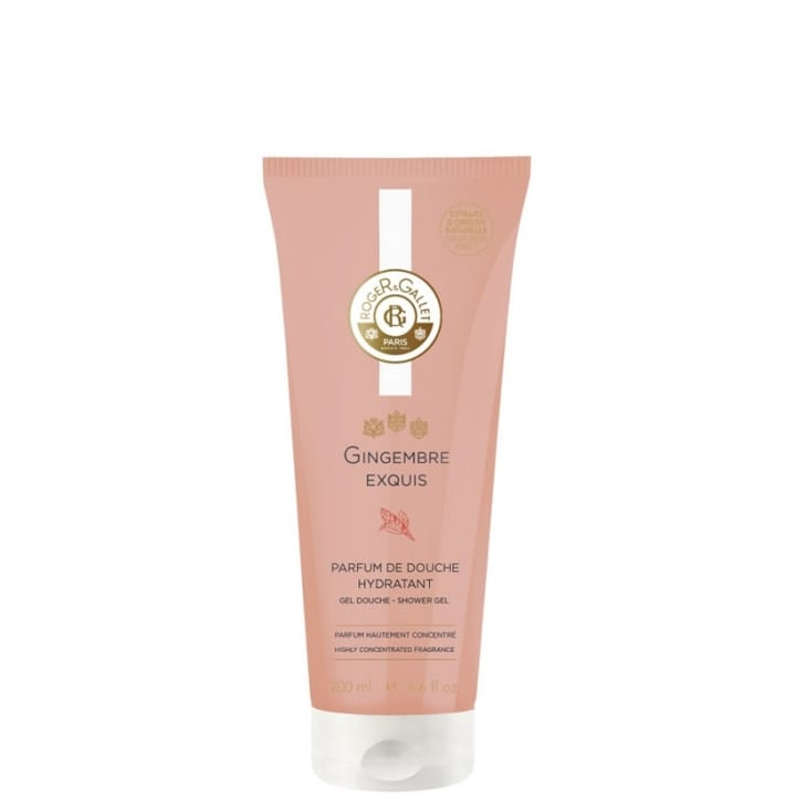 Gingembre Exquis Gel Douche - Roger&Gallet - Incenza