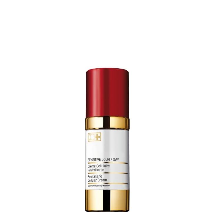 Sensitive Jour Crème Cellulaire Revitalisante Aux extraits cellulaires stabilisés (5%) - CELLCOSMET - Incenza