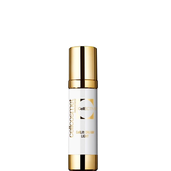 CellLift  Crème Light - Emulsion Cellulaire Ultra Revitalisante, Restructurante et Densifiante - CELLCOSMET - Incenza