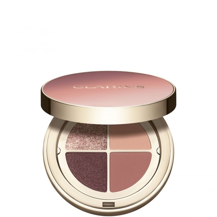 Collection Easy Palette 4 Couleurs 01 - CLARINS - Incenza