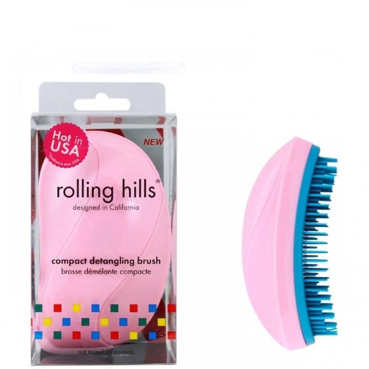 Rolling Hills Brosse Démélante Compacte - Rolling Hills - Incenza